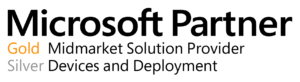 Microsoft Partner: Gold/Silver Midmarket Solution Provider Devices and Deployment
