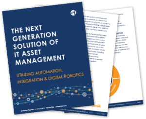 The Next Generation Solution of IT Asset Management Whitepaper