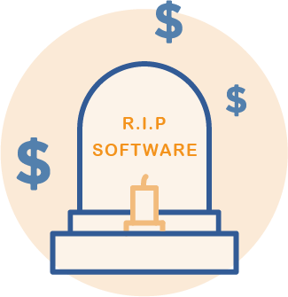 Unused software licenses can be costly.