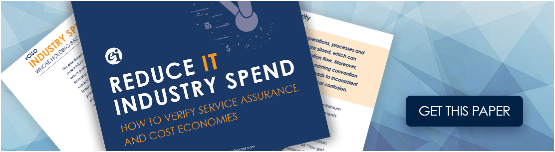 Also of Interest: Reduce IT Industry Spend