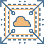 IT Refresh Services Cloud Icon