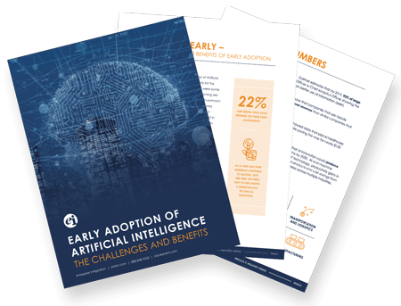 Early Adoption of AI: The Challenges and Benefits (Cover)