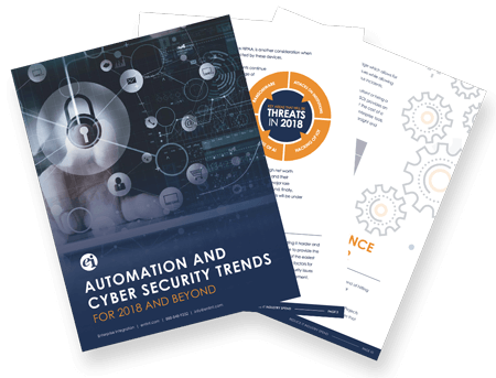 Automation and Cyber Security Trends White Paper Preview