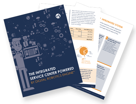 Integrated Service Center White Paper Preview