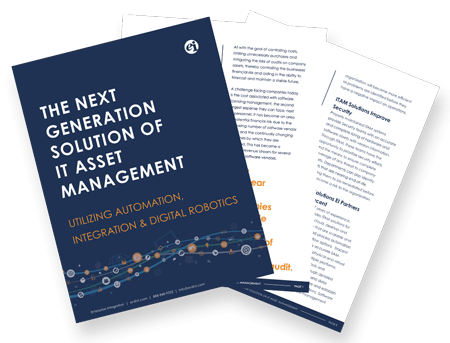 The Next Generation of IT Asset Management White Paper Preview