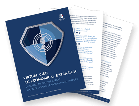 Virtual CISO An Economical Extension White Paper Preview